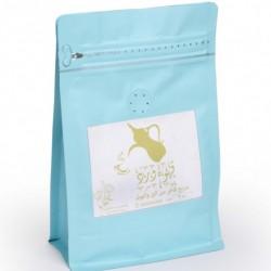 قهوة ورد مزيج فاخر من البن والهيل (250 جرام)
